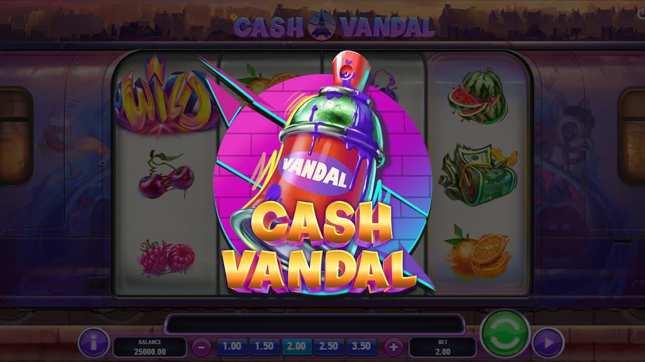 Cash Vandal Slots