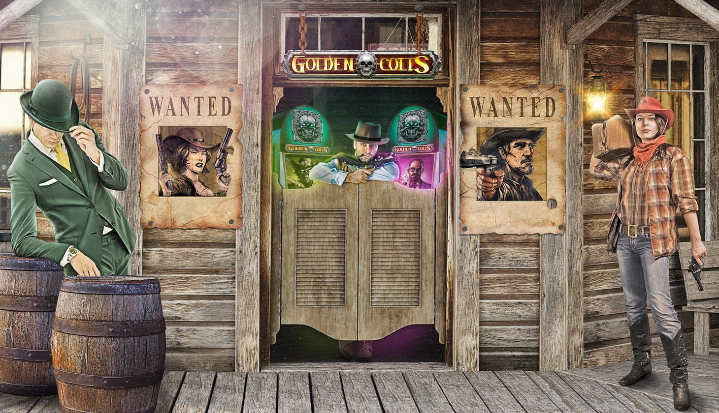 Golden Colts Slots