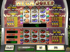Mega Joker Slots