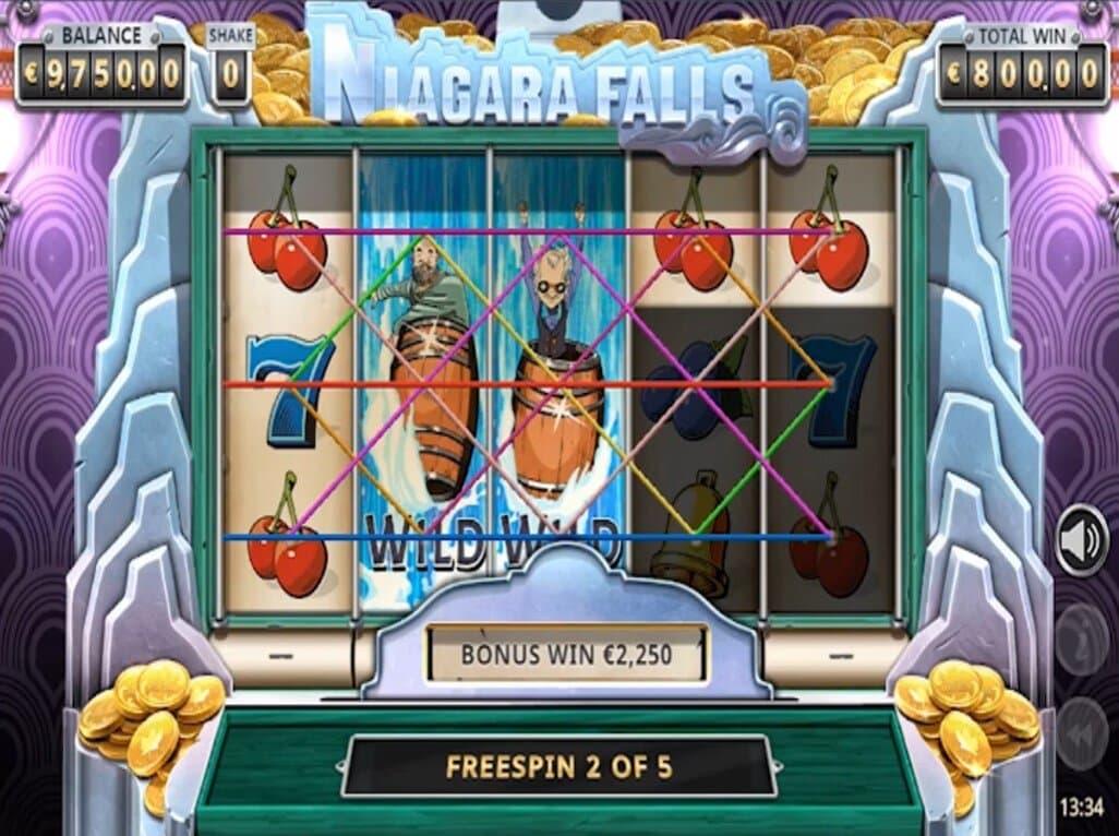 Spiele Niagara Falls - Video Slots Online