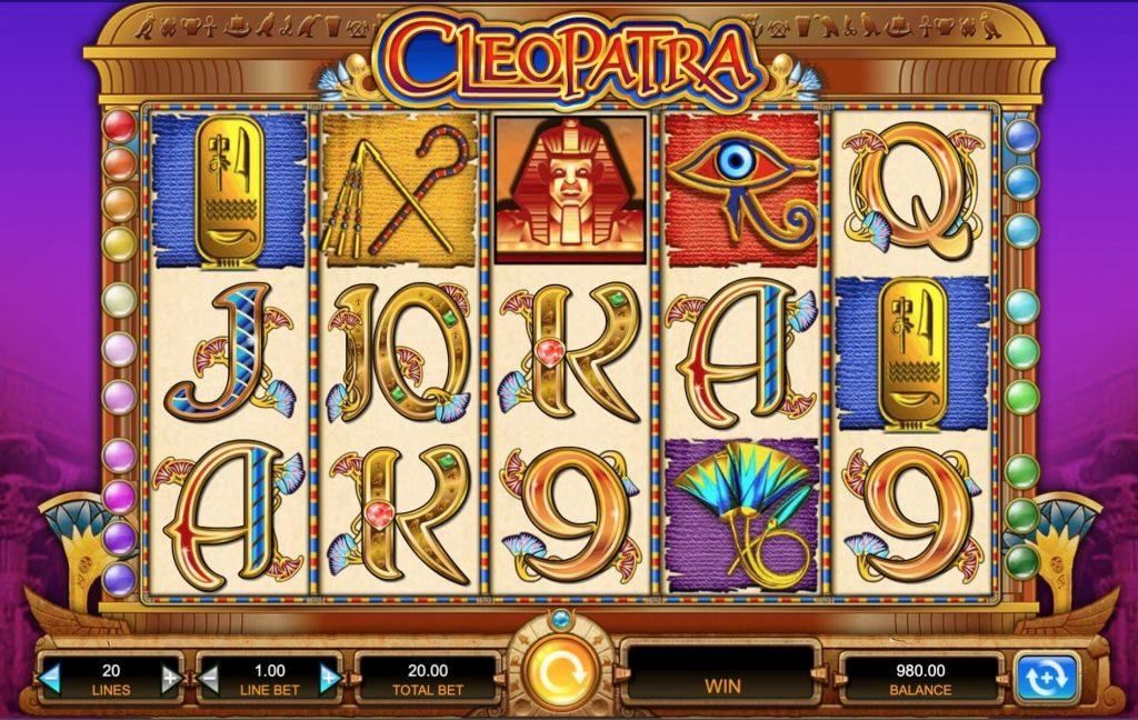 Slot Machine Online Gratis Cleopatra