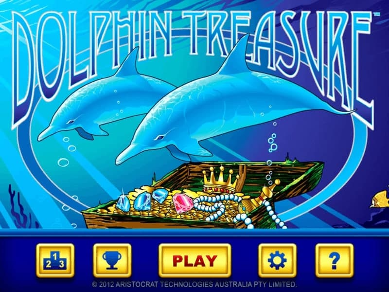 Dolphin Treasure Slot