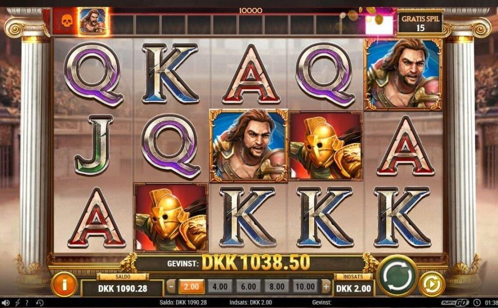 Free Games Casino Gladiator