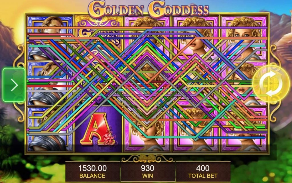 Golden Goddess Free Slot Game No Download Play Now
