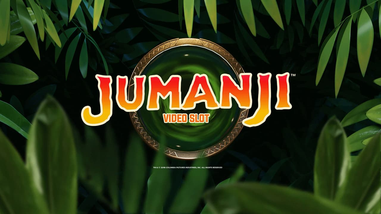 Jumanji Free Slot