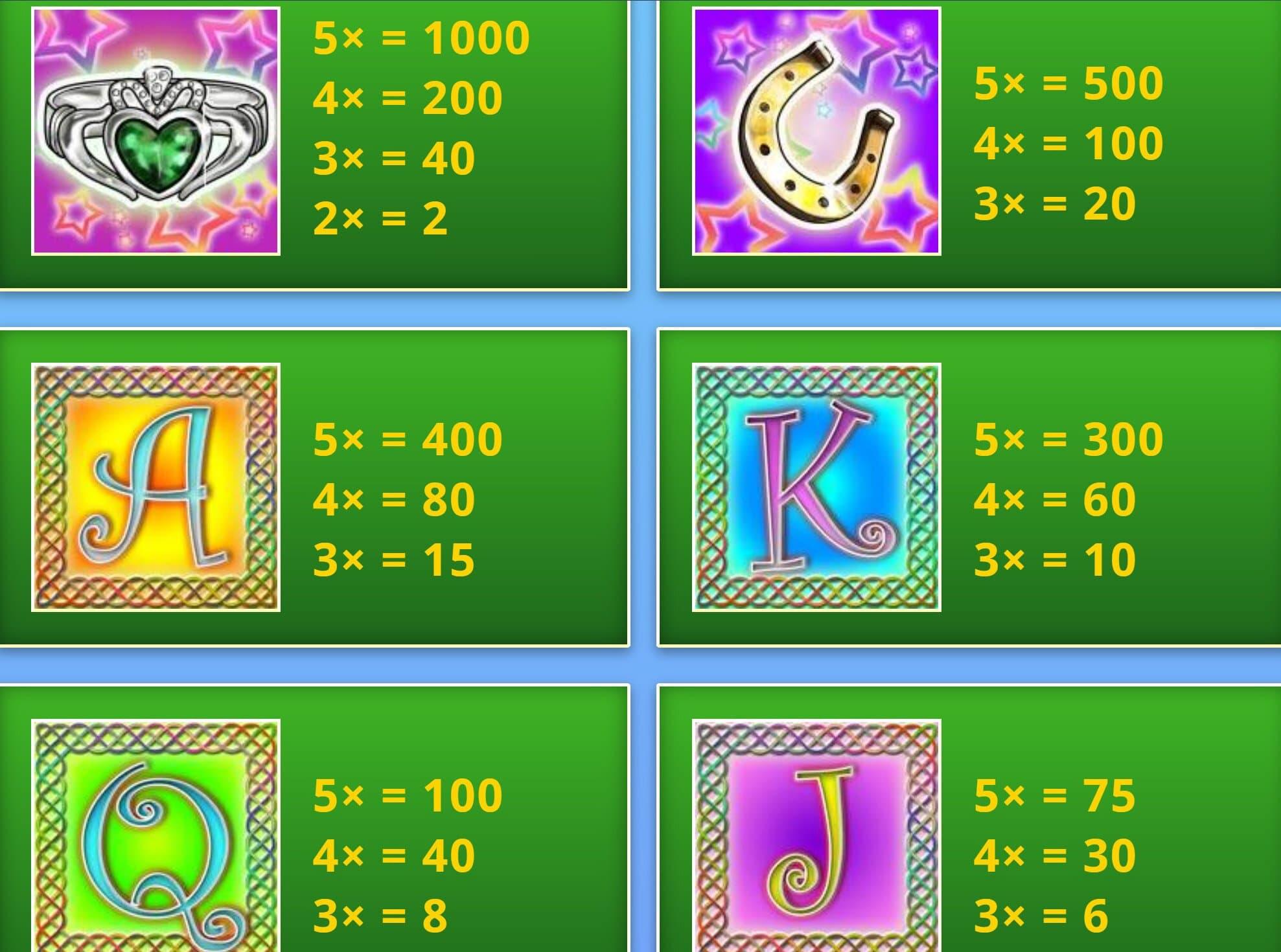 Spiele Leprechaun Rama - Video Slots Online