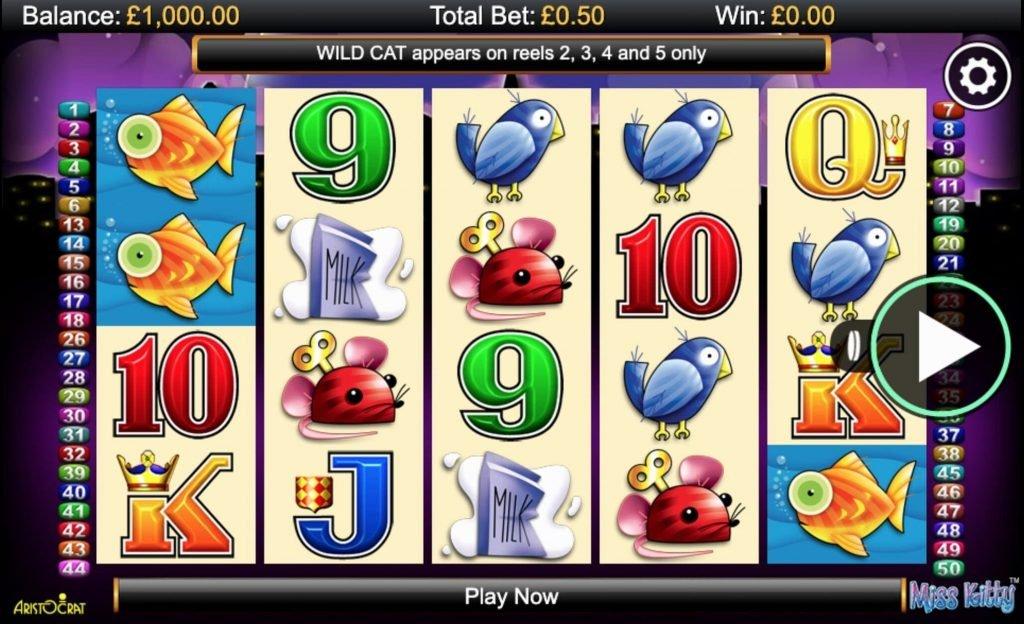 Posh Casino Lobby Slot Machine