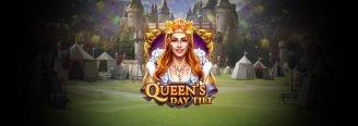 Queen`s Day Tilt Slots