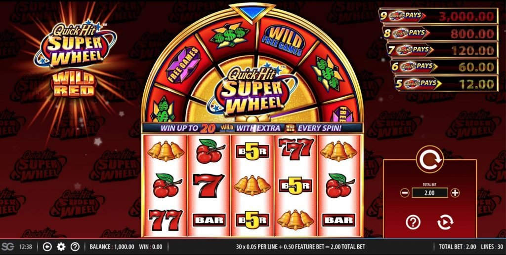 Quick Hit Slots Download