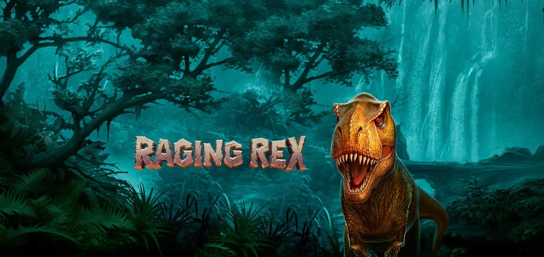 Raging Rex Slots