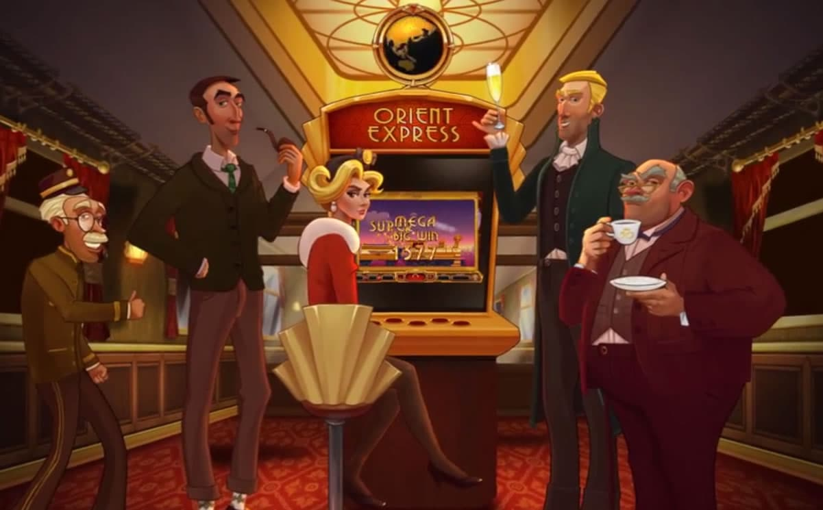 Orient Express Slot game