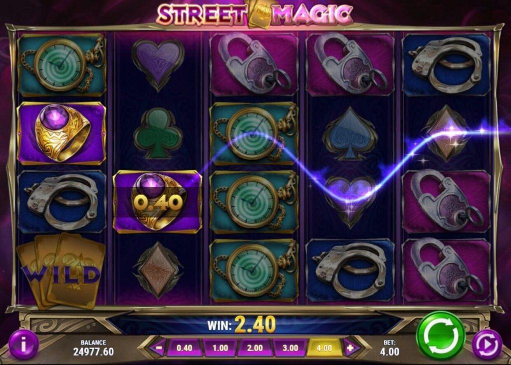 Magic Slots Free