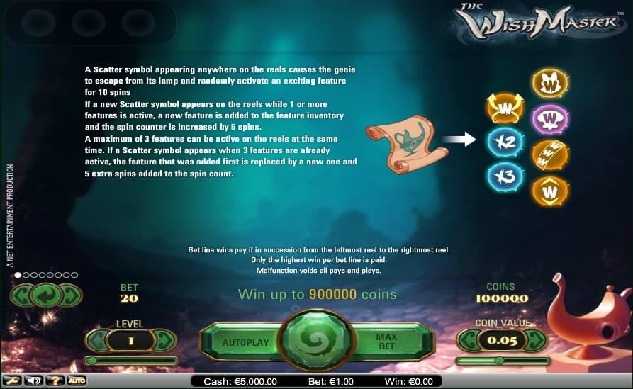 Play the Free Slot Ninja Master With No Download