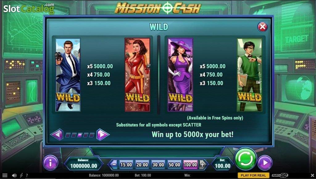 Cash Slots Games