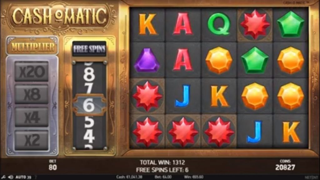 Spiele Cash-O-Matic - Video Slots Online