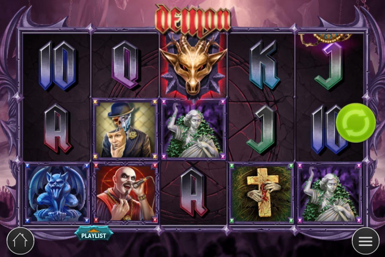 Demon Slots awaits for you