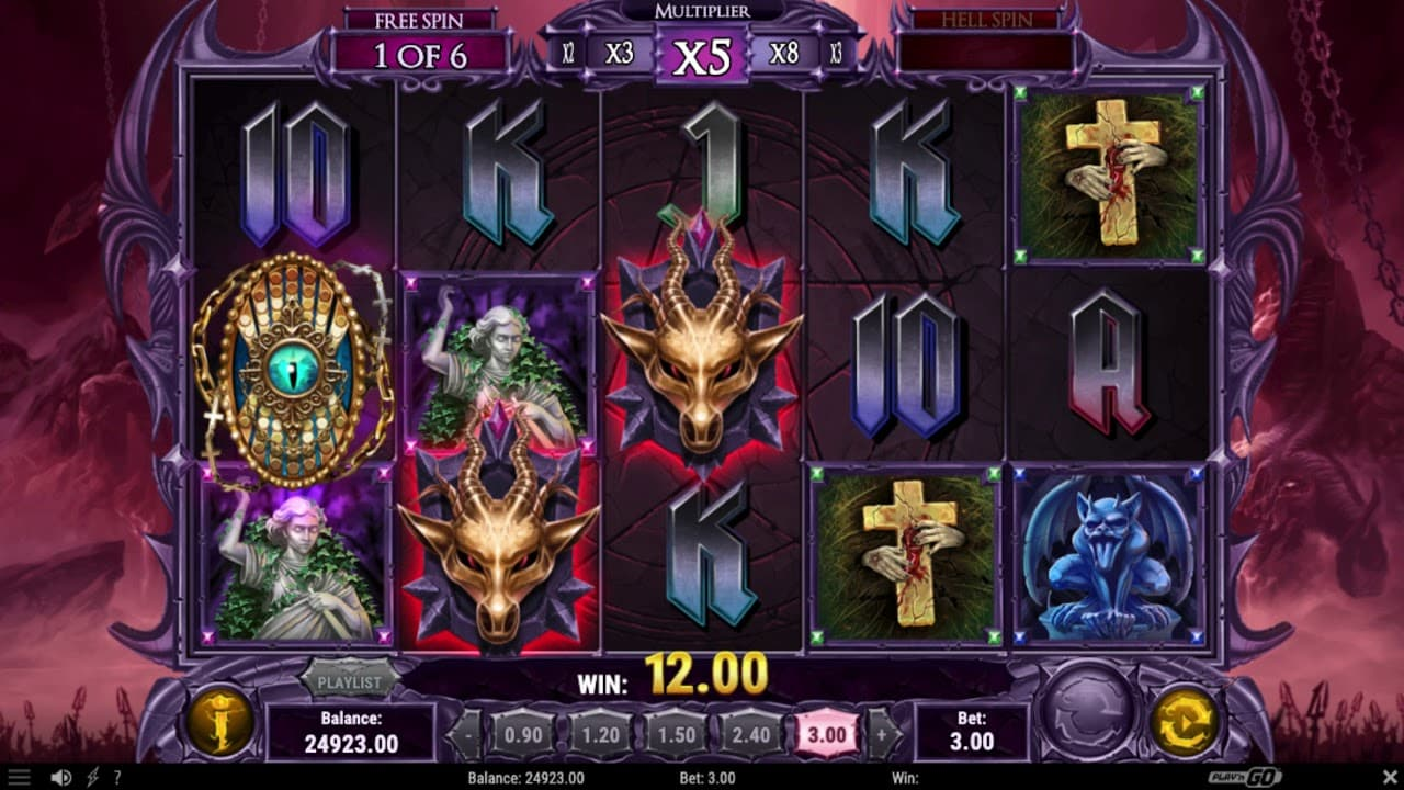 Find the way to be rich at Demon Slots