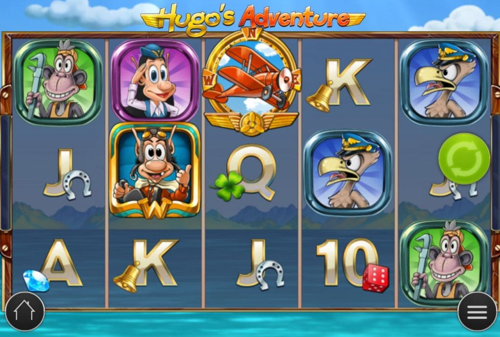 Hugo 2 New Slot At PlayN Go Casinos