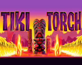Tiki Torch Slot Machine