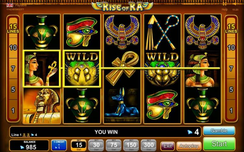 Windsor casino
