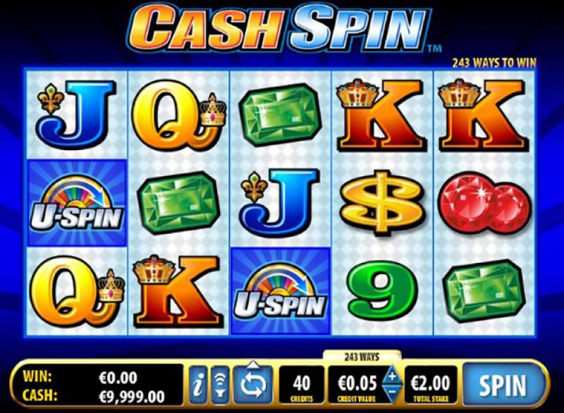 No Download Casino Free Spins