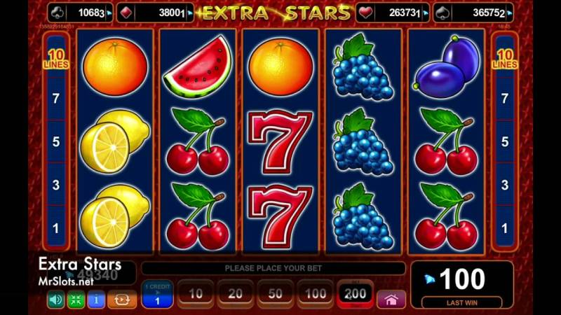Vegas style slot machines for sale