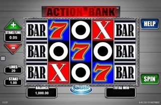 Action Bank Slot