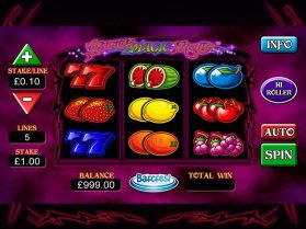 Black Magic Fruits  Slots