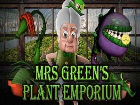 Mrs. Greens Plant Emporium slot