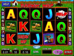 Barkin Mad  Slot