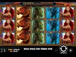 Queen and the Dragons