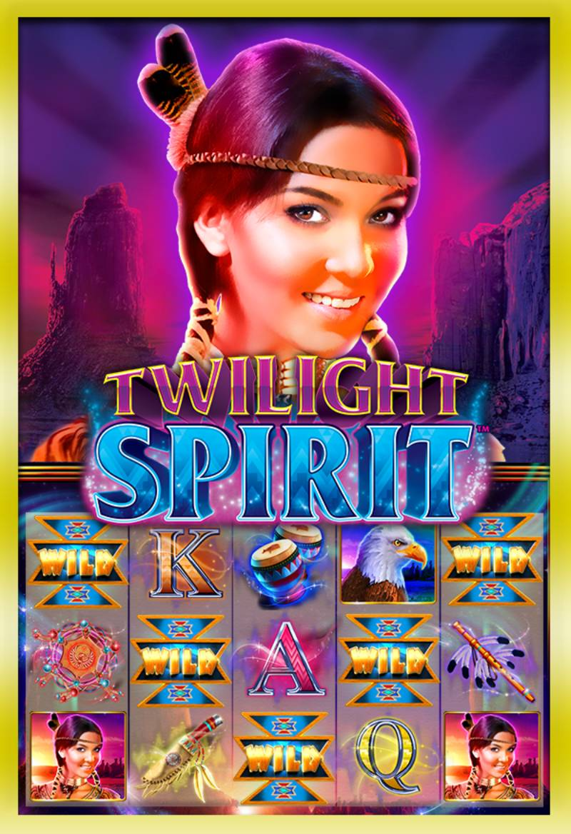 Twilight Spirit Jackpot Streak