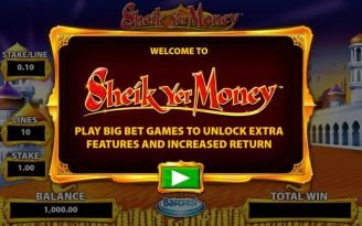 Sheik Yer Money Slot