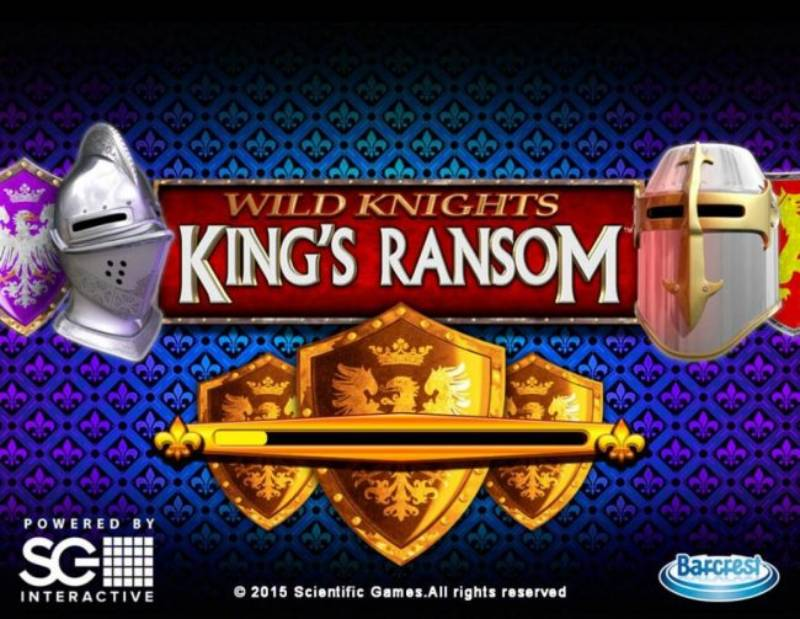 Wild Knights King's Ransom slot