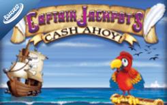 Captain Jackpot Cash Ahoy Slot Machine