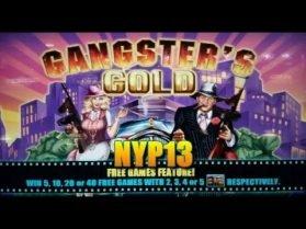 Gangster's Gold slot