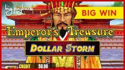 Emperor's Treasure slot