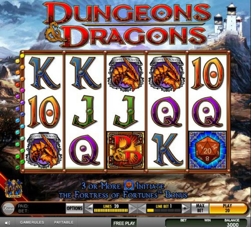 No Download Necessary To Enjoy The House Of Dragons Slot Game