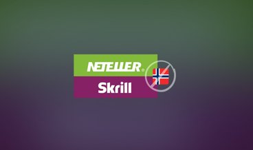 Payment methods in Norway no longer available – NETELLER, paysafecard, Rapid Transfer and Skrill